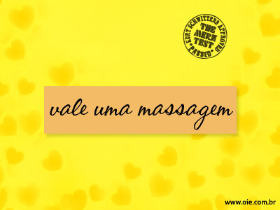 Para blog vale massagem, cute